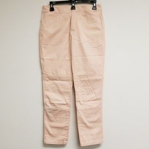 Kate Spade Pink Solid Saturday Pants Size 0